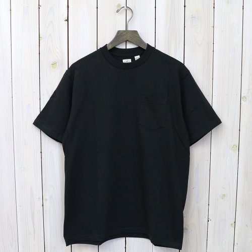 『POCKET TEE』(Black)