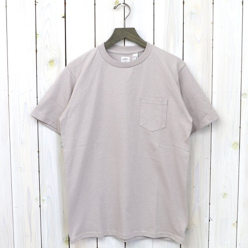 『POCKET TEE』(Beige)
