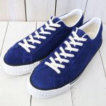 WAREHOUSE『Lot 3400 SUEDE SNEAKER』(BLUE)