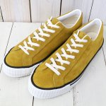 WAREHOUSE『Lot 3400 SUEDE SNEAKER』(MUSTARD)