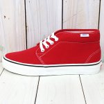 VANS『CHUKKA RETRO-JAPAN LIMITED』(RED)