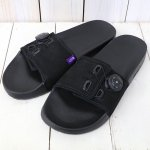 THE NORTH FACE PURPLE LABEL『Leather Sandal』(Black)