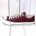 CONVERSE『Chuck Taylor All Star '70』(Burgundy)