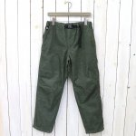 CORONA『SMEX48 EASY SUMMER CORD PANTS』(OD)