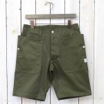 SASSAFRAS『FALL LEAF SPRAYER PANTS 1/2(CHINO)』(OLIVE)