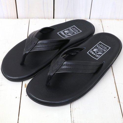ISLAND SLIPPER『PB202』(BLACK)