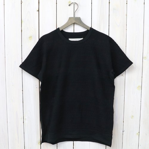 『AZTEC JAQ DS TEE』(BLACK)