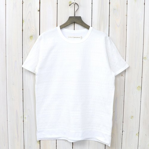『AZTEC JAQ DS TEE』(WHITE)