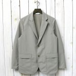 【SALE特価40%off】nanamica『ALPHADRY Jacket』(Taupe)