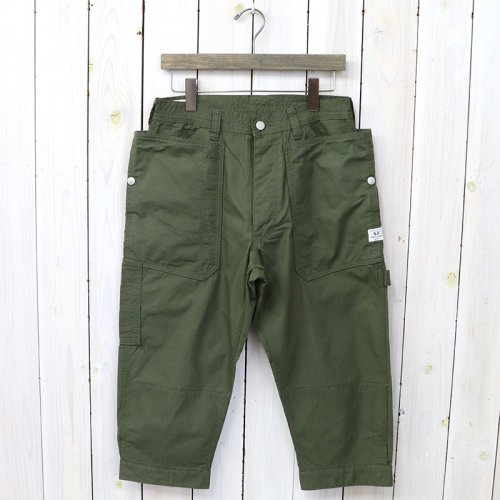 『FALL LEAF GARDENER PANTS 2/3(RIPSTOP)』(OLIVE)