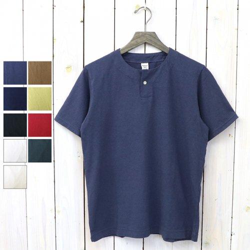 Jackman『Henleyneck T-Shirt-JM5713』