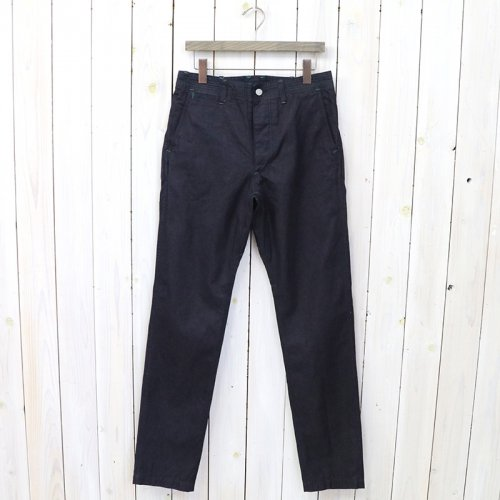 『SPRAYER PANTS(8oz WEST POINT DENIM)』(INDIGO)