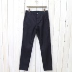SASSAFRAS『SPRAYER PANTS(8oz WEST POINT DENIM)』(INDIGO)
