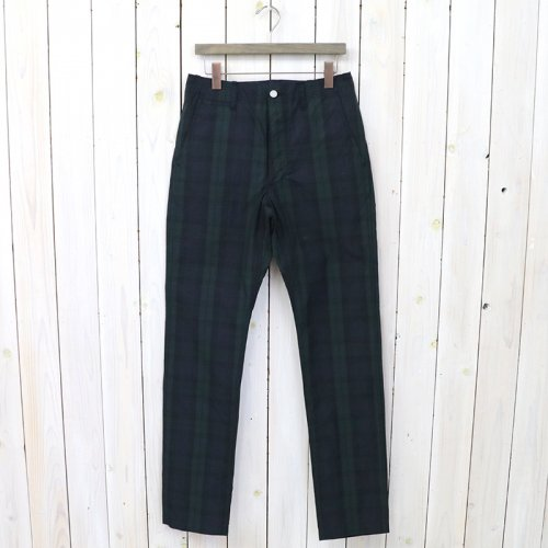 『SPRAYER PANTS(COTTON NYLON RIPSTOP)』(CHECK)
