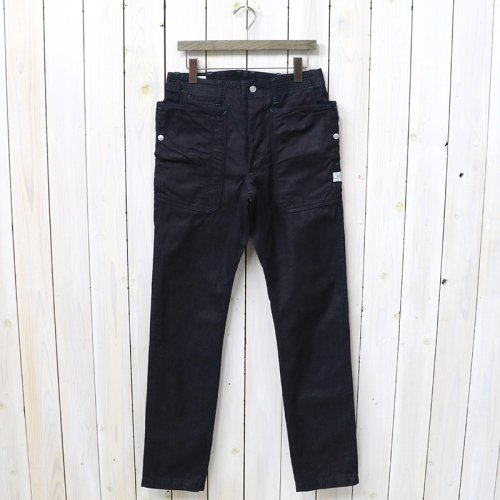 『FALL LEAF SPRAYER PANTS(8oz WEST POINT DENIM)』(INDIGO)