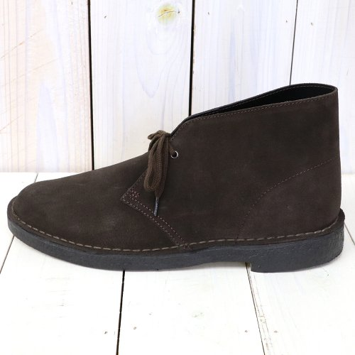 Clarks『Desert Boot』(Brown Suede)