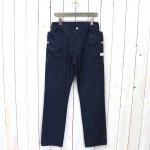 SASSAFRAS『FALL LEAF PANTS(10.5oz DENIM)』(INDIGO)