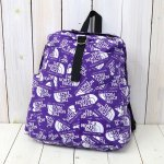 THE NORTH FACE PURPLE LABEL『Logo Print Book Rac Pack M』