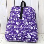 THE NORTH FACE PURPLE LABEL『Logo Print Book Rac Pack L』