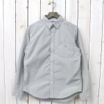 THE NORTH FACE PURPLE LABEL『Cotton Polyester Typewriter Shirt』(Gray)