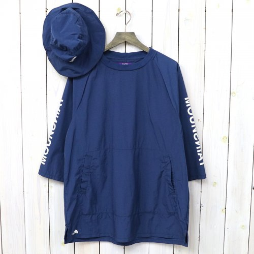 『Mountain Wind Anorak With Hat』(Navy)