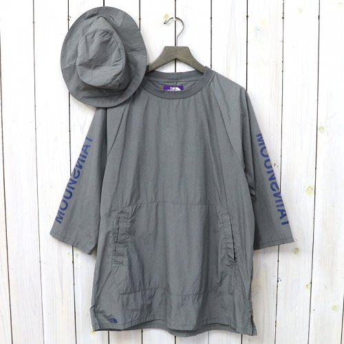 『Mountain Wind Anorak With Hat』(Gray)