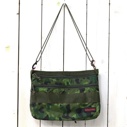 『SACOCHE M SL PACKABLE』(TROPIC CAMOUFLAGE)