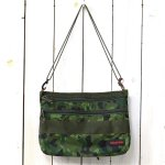 BRIEFING『SACOCHE M SL PACKABLE』(TROPIC CAMOUFLAGE)