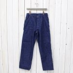 orSlow『US NAVY UTILITY PANTS』(ONE WASH)