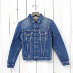 orSlow『60's DENIM JK』(USED WASH)