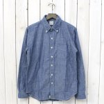 orSlow『BUTTON DOWN SHIRTS』(CHAMBRAY)