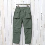 ENGINEERED GARMENTS『Norwegian Pant-Cotton Double Cloth』(Olive)