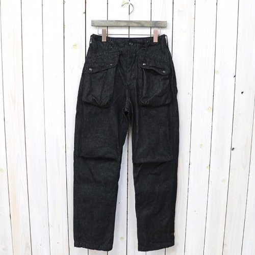 『Norwegian Pant-Heavy Denim』