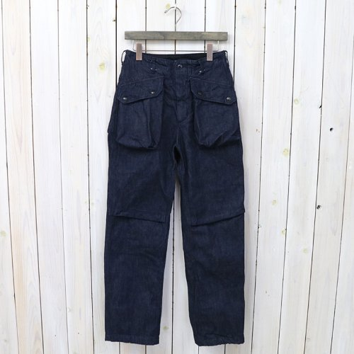『Norwegian Pant-Cone Denim』