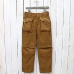ENGINEERED GARMENTS『Norwegian Pant-8W Corduroy』