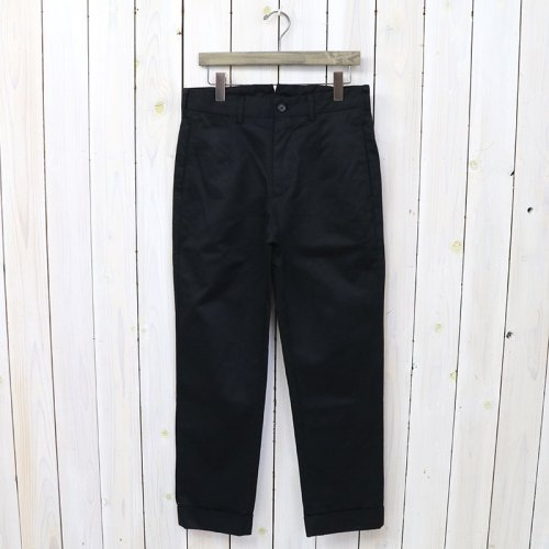『Andover Pant-Chino Twill』(Black)