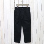 ENGINEERED GARMENTS『Andover Pant-Chino Twill』(Black)