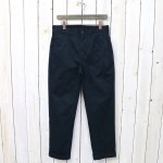 ENGINEERED GARMENTS『Andover Pant-Chino Twill』(Dk.Navy)