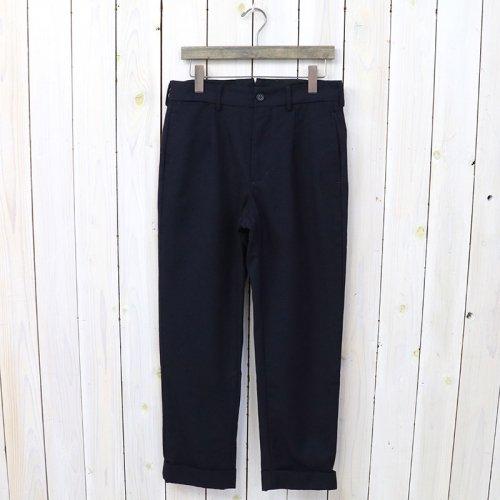 『Andover Pant-Uniform Serge』