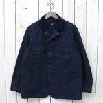 ENGINEERED GARMENTS『Logger Jacket-12oz Duck Canvas』(Dk.Navy)