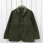 ENGINEERED GARMENTS『Logger Jacket-12oz Duck Canvas』(Olive)