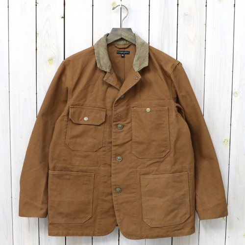 『Logger Jacket-12oz Duck Canvas』(Brown)