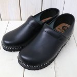 Troentorp『Swedish Clog-Closed Back』(Black)