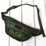 BRIEFING『TRAVEL SLING SL PACKABLE』(TROPIC CAMOUFLAGE)