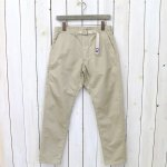 THE NORTH FACE PURPLE LABEL『Stretch Twill Tapered Pants』(Cream Beige)