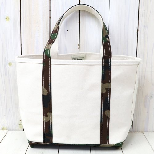 『Boat & Tote Bag-Open Top(Medium)』(Green Camouflage)