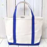 L.L.Bean『Boat & Tote Bag-Open Top(Medium)』(Regatta Blue)