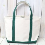 L.L.Bean『Boat & Tote Bag-Open Top(Medium)』(Dark Green)