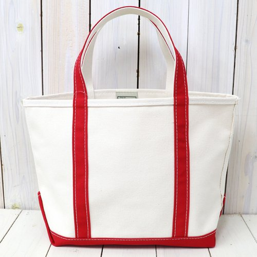 『Boat & Tote Bag-Open Top(Medium)』(Red)