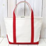 L.L.Bean『Boat & Tote Bag-Open Top(Medium)』(Red)